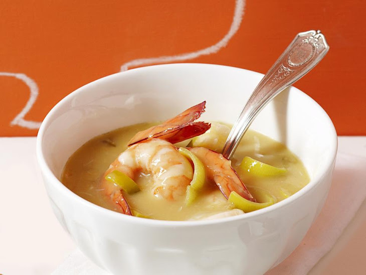 Seafood Soup with Rouille Recipe