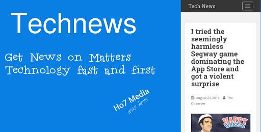 Technews Browser