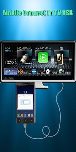 Connector Tv ( usb-otg-hdmi-mhl-connect phone ) screenshot 6