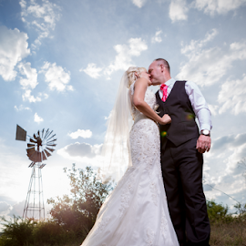 Clouds by Lood Goosen (LWG Photo) - Wedding Bride & Groom ( wedding photography, wedding photographers, wedding day, weddings, wedding, brides, wedding dress, bride and groom, bride, groom, bride groom )
