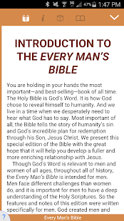 Every Man's Bible - náhled