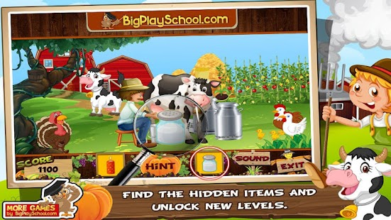36 Free New Hidden Objects Games Free Simple Farm- screenshot thumbnail