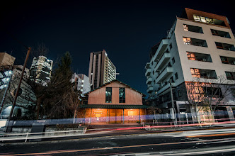 Photo: A church that sits adjacent to the Tokyo Tower in Tokyo, Japan