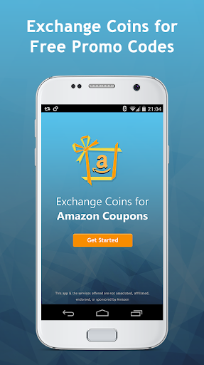 Free cash coupons for amazon for android for Coupon gratis amazon