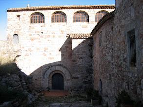 Photo: Mediona: l'Esglèsia