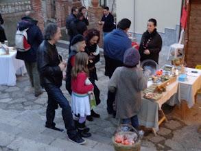 Photo: Taormina's choccy fayre