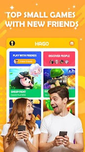 HAGO Apk Download – Play With New Friends 1