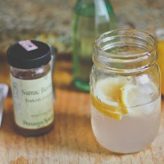 Sumac Vodka Lemonade