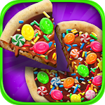 Candy Dessert Pizza Maker - Kids Food Cooking Game Icon