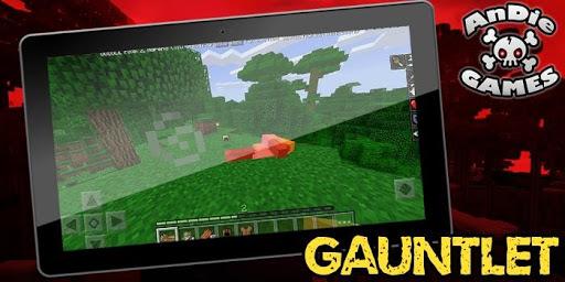Minecraft Pe Mod Infinity Gauntlet - Micro USB p