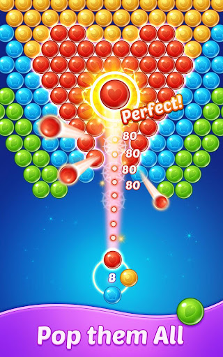 Bubble Shooter Pop-Blast Bubble Star android2mod screenshots 12