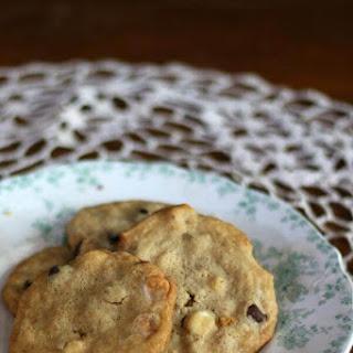 Quadruple Chip Cookies with Pecans