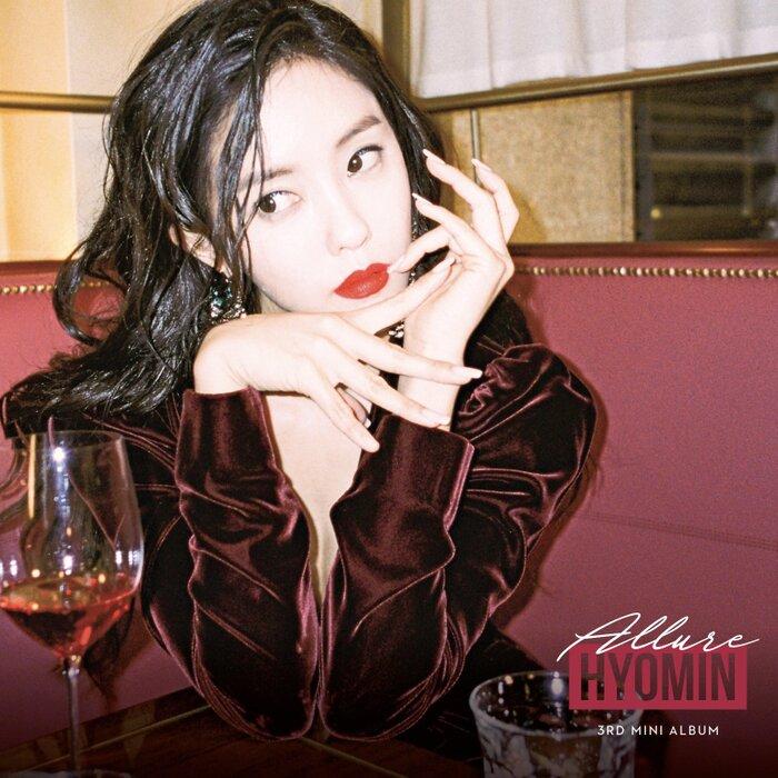 Hyomin (T-ara) chính thức đặt suất trở lại, tham gia 'chảo lửa' Kpop cuối 2020 Ảnh 4