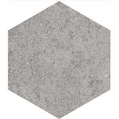 Klinker Hexagon Aston Benson Gris 23x26,6