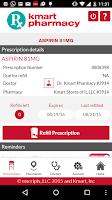 Screenshot of Kmart Pharmacy