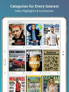 Texture - unlimited magazines screenshot 09
