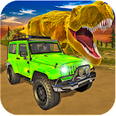4x4 Racing Sim: Dino World