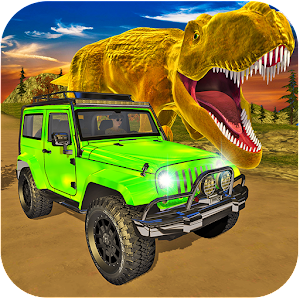 4×4 Racing Sim: Dino World for PC and MAC