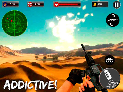 Desert Sniper Special Forces 3D for PC / Windows 7, 8, 10