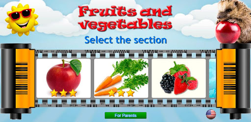 Fruits And Vegetables For Kids Apps On Google Play