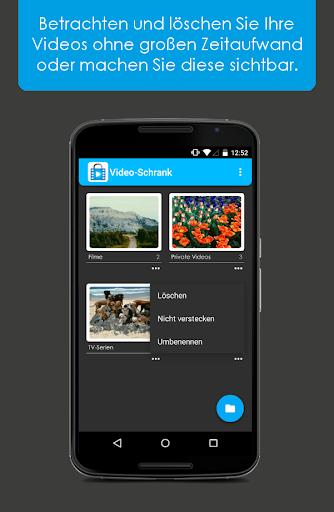 Video-Schrank screenshot 3