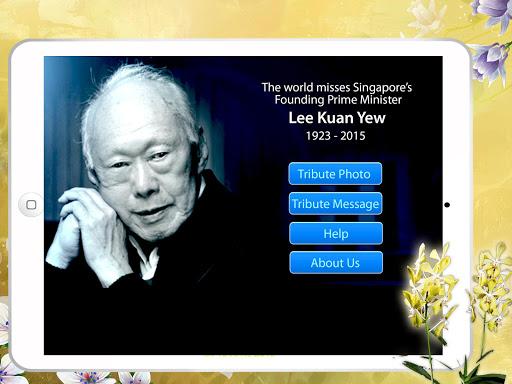 Loving MM Lee Kuan Yew