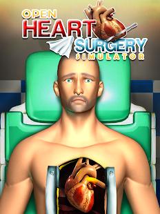 6 Open Heart Surgery Simulator App screenshot