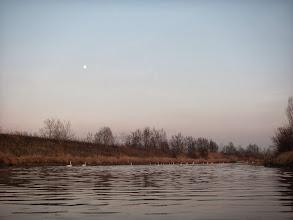 Photo: i księżyc też już jest