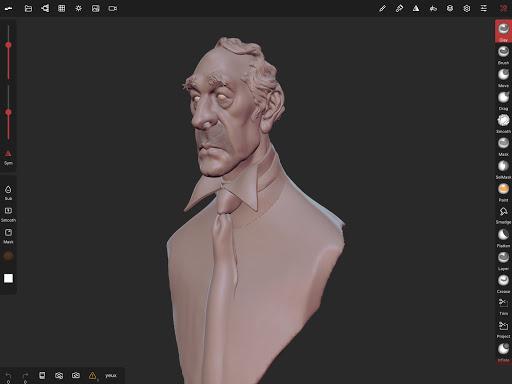 Nomad Sculpt screenshots 13