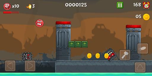 Red Ball Bounce 4 Hero vol 2 apkdebit screenshots 12