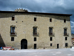 Photo: Castell-palau Sta.Coloma Queralt