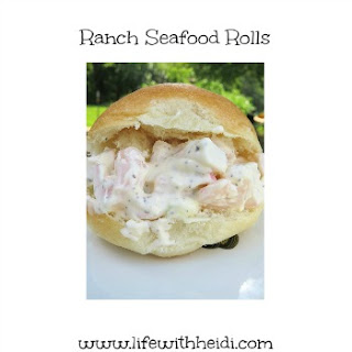 Ranch Seafood Rolls