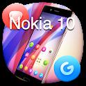 Theme for New Nokia 10 HD: Nokia 10 Skin Themes icon