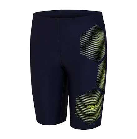 Tech placement Jammer Navy/ Yellow