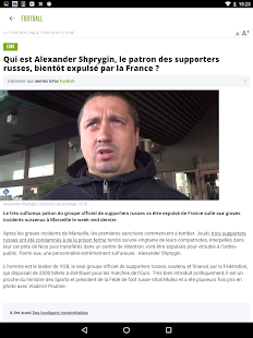 L'Equipe.fr : foot, rugby Screenshot 10