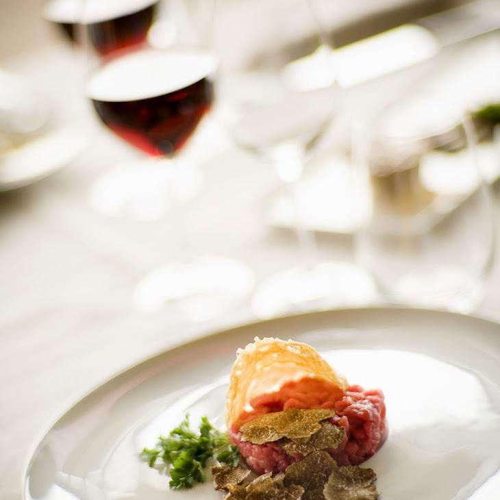 Italian-Style Steak Tartare (Carne cruda all'albese)