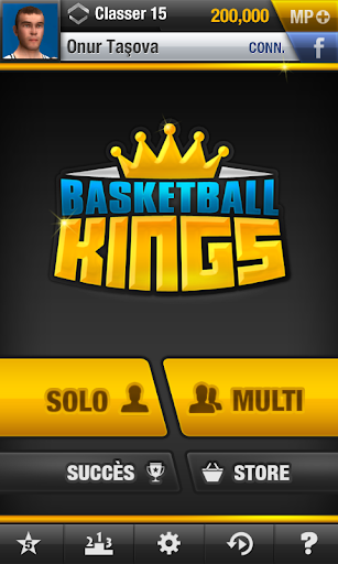Code Triche Basketball Kings: Multiplayer APK MOD screenshots 6