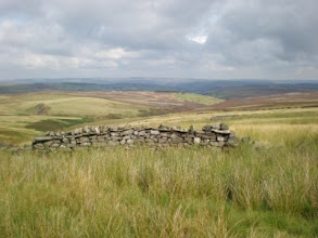 Photo: PW - Moorland between Walshaw Dean Reservoir and Whuthering Heights