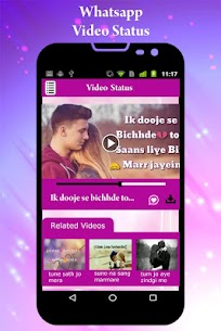 Video Song Status App Download For Android and iPhone 5