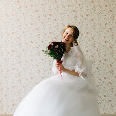 Wedding photographer Vlada Pazyuk (vladapazyuk). Photo of 10.01.2018