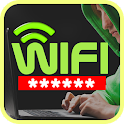 WiFi Password Cracker App-joke icon