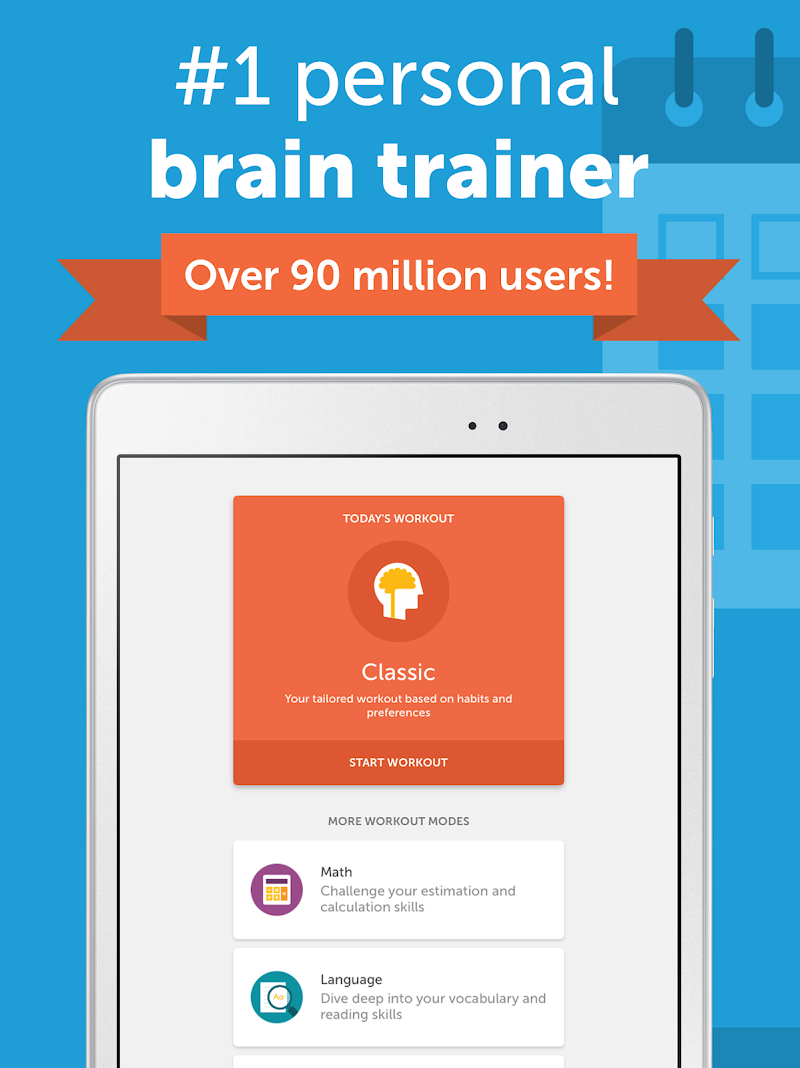 Lumosity: #1 Brain Games & Cognitive Training App Screenshot 5