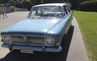 Ford Zephyr Mkiii Rent Hawke's Bay