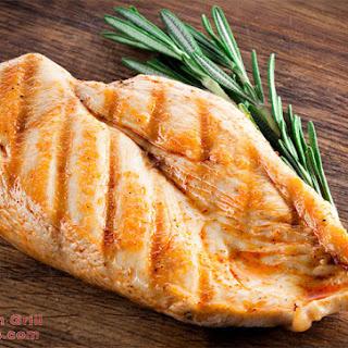 Garlic Herb Chicken Breast.