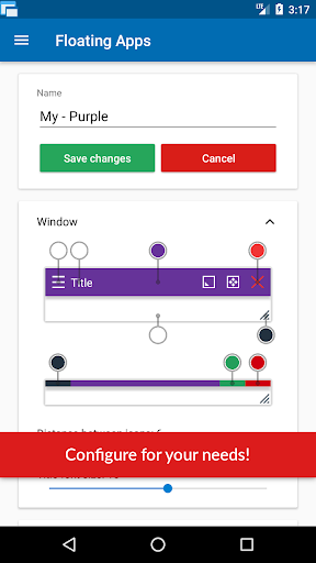Screenshot for Floating Apps (multitasking) in United States Play Store