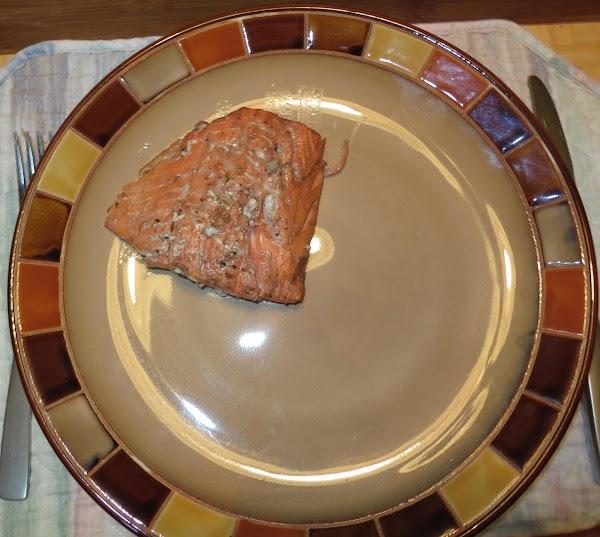 Grilled Salmon Marinade Recipe