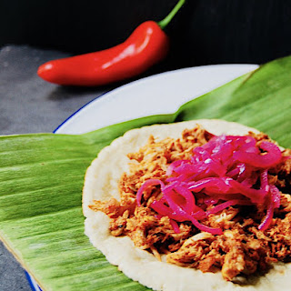 The Hirshon Yucatecan Shredded Pork – Cochinita Pibil Recipe