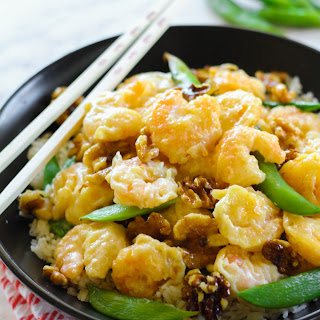 Sweet Walnut Shrimp