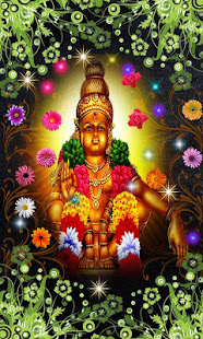 Lord Ayyappa Live Wallpaper