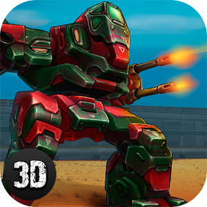 Battle Mech Wars 3D PvP for PC and MAC